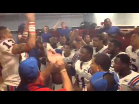 Fight Song after FIU win