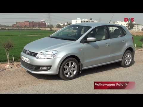 Volkswagen Polo Diesel road test and video review