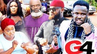 G 4 The money Men Season 2 {NEW MOVIE} - Zubby Micheal|2019 Latest Nigerian Nollywood Movie