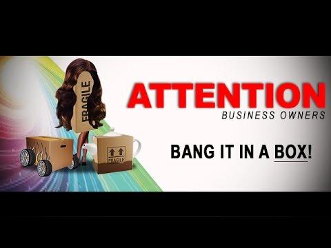 Accountancy Video   Bang It In A Box