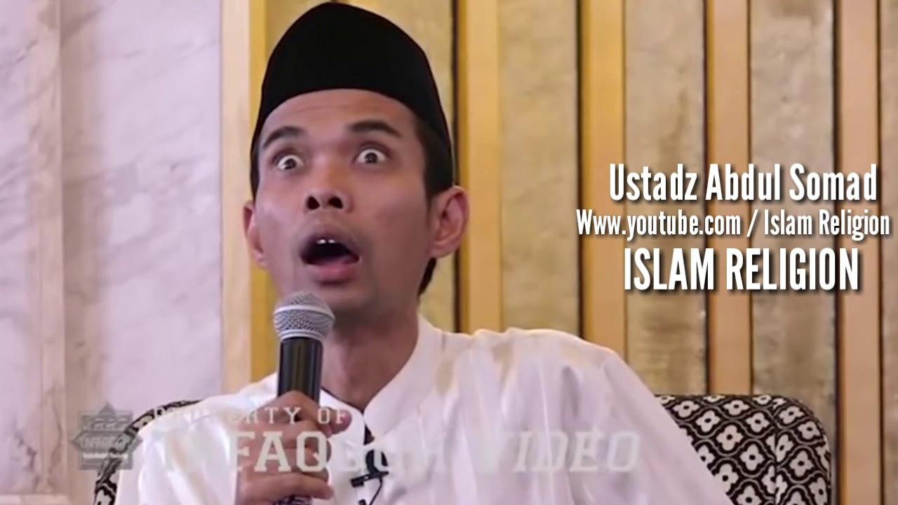 Ceramah Ustadz Abdul Somad Lucu Terbaru - Setan Lari ...