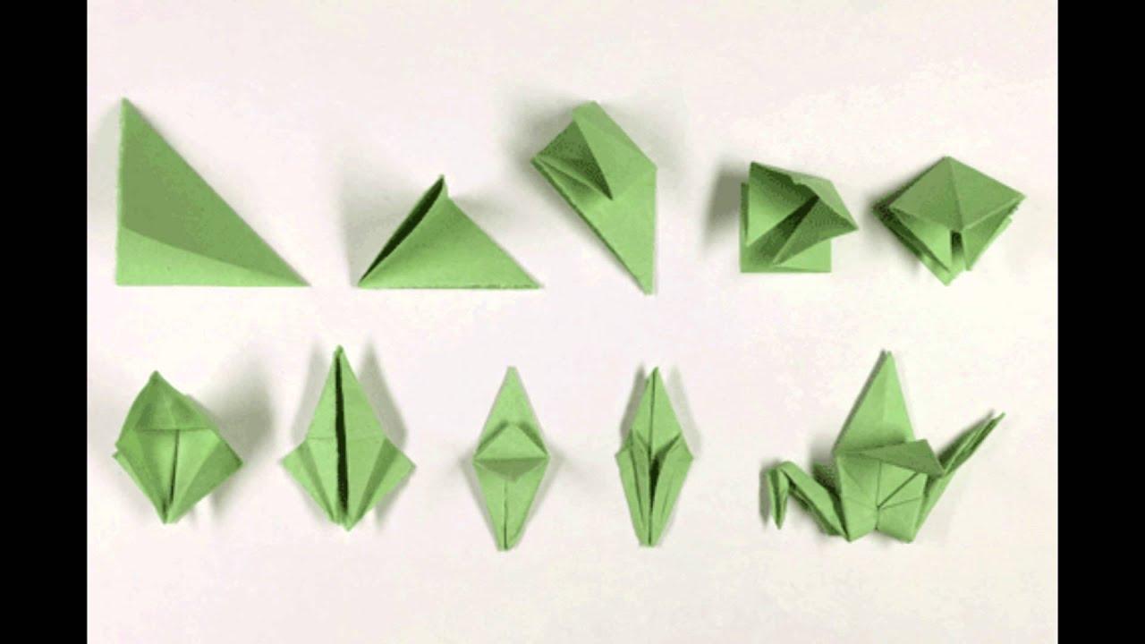 How to make an origami crane gif youtube how to make an origami crane gif jeuxipadfo Choice Image
