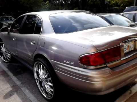 2000 buick lesabre on 26's - YouTube