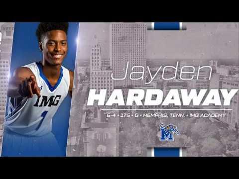 University of Memphis new signings