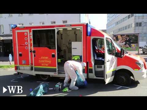 In Bielefeld rammt ein Bus ein Haus from YouTube · Duration:  53 seconds