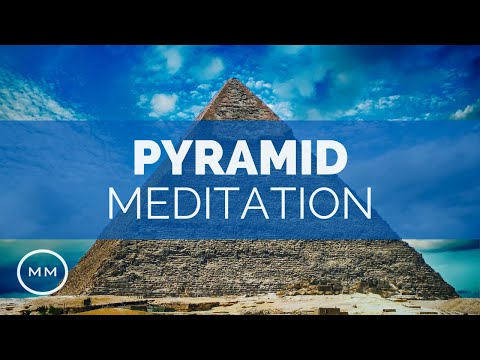 Pyramid Frequencies - Meditation Music - King's Chamber, Outside Frequency, Inside Frequency