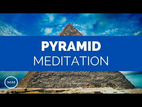 Pyramid Frequencies: Kings's Chamber Meditation - Binaural Beats - Meditation Music