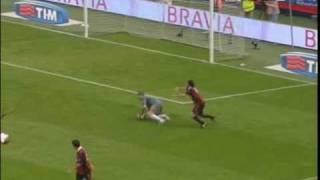 AC Milan 2-3 AS Roma Sky Highlights
