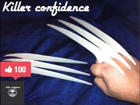 How To Make A Origami Wolverine Claw
