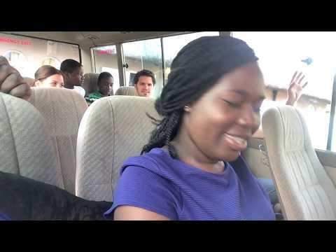 Zimbabwe Vlog : Game drive, Swimming wars, Kariba bream