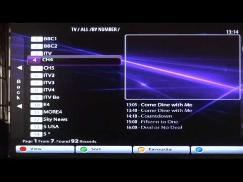 UK TV low definition service in Spain from internettvspain.com
