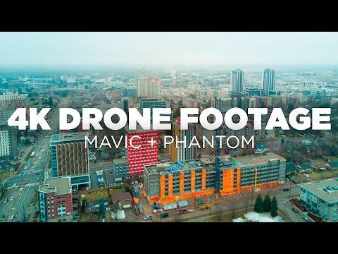 Wilfrid Laurier University [4K Drone Footage]