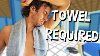 OLD MAN ATTACK | Towel Required