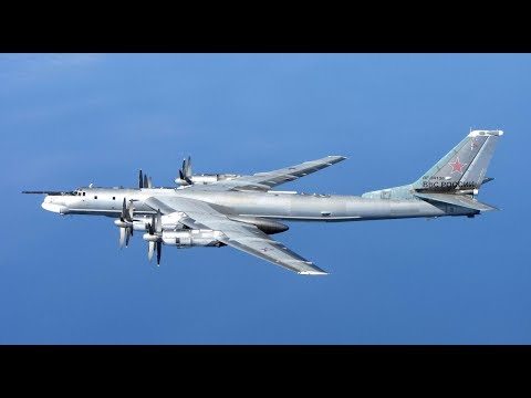 Russian Bomber Spoils NATO Drills