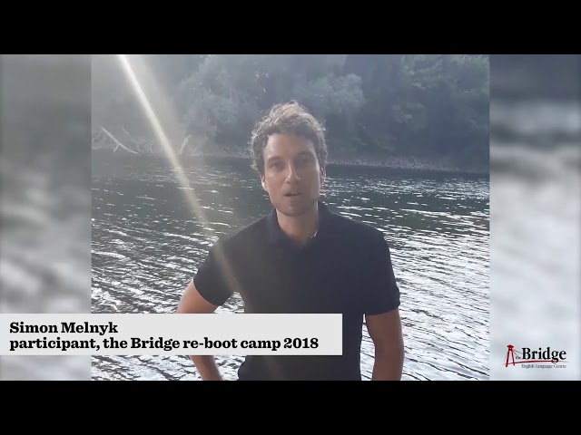 the Bridge re-boot camp 2018