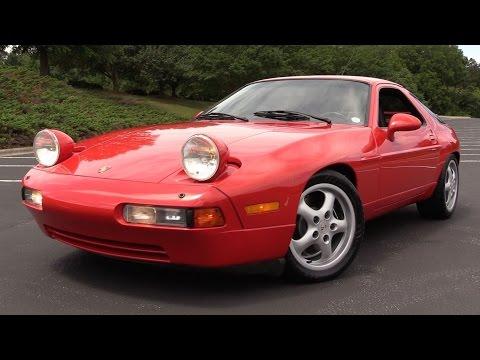 1994 Porsche 928 GTS - Start Up, Road Test & In Depth Review