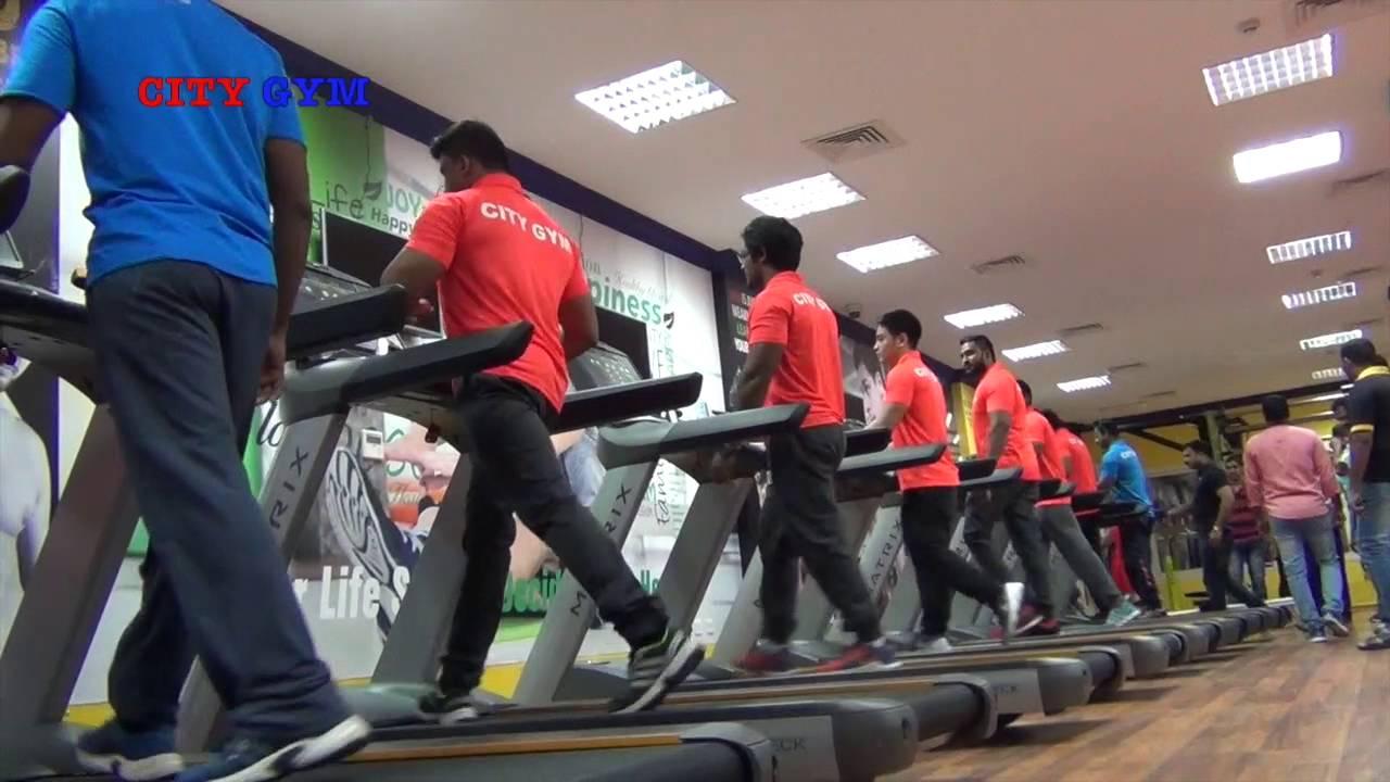 City gym doha qatar youtube