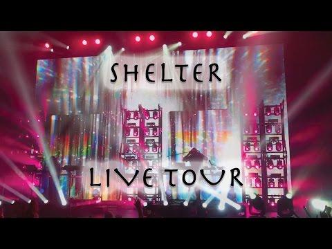 Shelter Live Tour [FULL SET] - Atlanta GA - 9/29/16 - Porter Robinson - Madeon