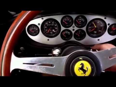 Ferrari 365 Gtb Daytona Spyder Kit Car For Sale Houston Youtube