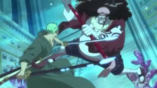 Zoro vs Hody Jones - Full Fight - HD - One Piece - (English Sub.)