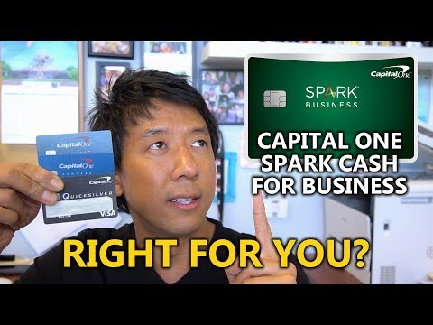 CAPITAL ONE SPARK CASH FOR BUSINESS RIGHT FOR YOU? (REVIEW)