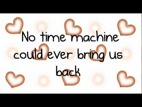 [HD] Andy Love - Time Machine ( Lyrics On Screen / Full Song ) Eng ver.
