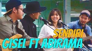 Gisel ft Abirama Sendirian at Main Stage Detikcom