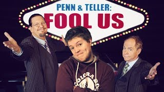 Magier reagiert auf FOOL US Staffel 4 Episode 12 - Penn and Teller