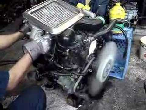 isuzu trooper 4jg1-turbo - youtube