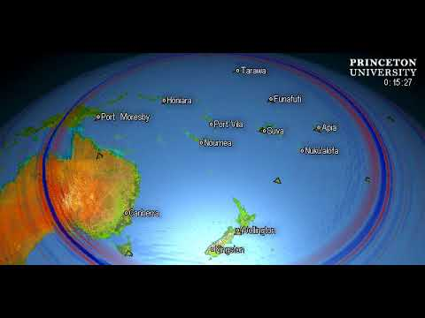 Magnitude 5.9 Quake, LOYALTY ISLANDS