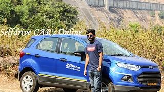 selfdrive car hire online    ZOOMCAR pune mumbai jaipur