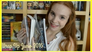 Wrap Up Junio | Un mes de grandes lecturas.