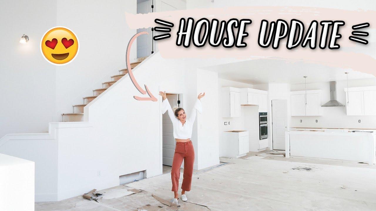 new-house-walk-through-tour-update