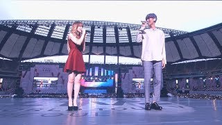 Download Video 170708 찬열 X 웬디 Chanyeol & Wendy _ Stay With Me (도깨비 ost) _ SM TOWN LIVE Concert MP3 3GP MP4