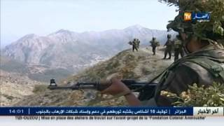 """قوات الجيش تنجح في توقيف ارهابي خطير المدعو """"أحمد"""" قرب بلدية اعكوران بتيزي وزو"""