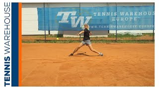 Tennis Warehouse Learning Center: How to Slide on Clay Courts