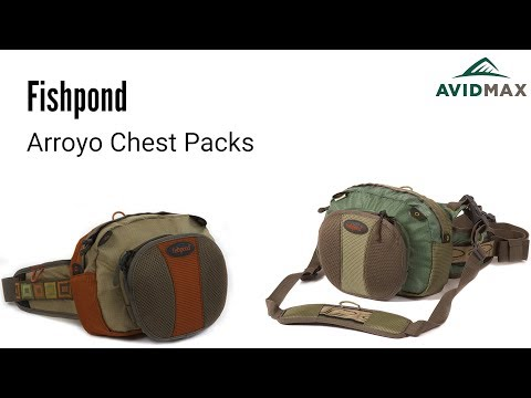Fishpond Arroyo Chest Packs Review | AvidMax