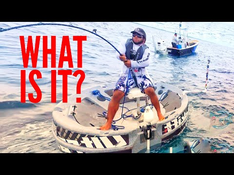 Fishing Searching For Exotic Monster Fish In Tiny Boat!!! Amazing Weird Styles Ft Monster Mike