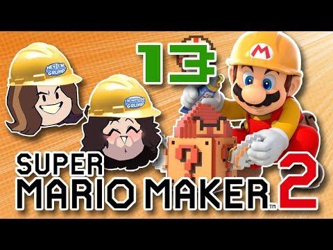 Super Mario Maker 2 - 13 - Cute Dodgers