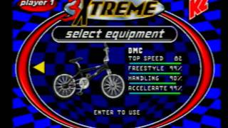 (PS1) 3Xtreme - All Characters