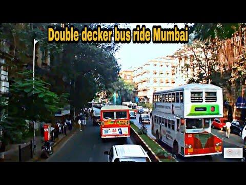 Double Decker BEST bus ride in Fort Mumbai -Mumbai meri jaan.