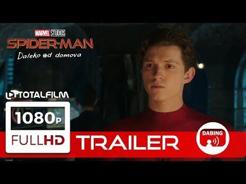 Spider-Man: Daleko od domova (2019) CZ dabing HD nový trailer