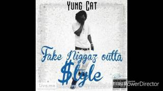 Download Yung Cat -500 (Philthy Rich Diss) #FakeNiggazOuttaStyle Pro.By @MaczMuzik MP3 song and Music Video