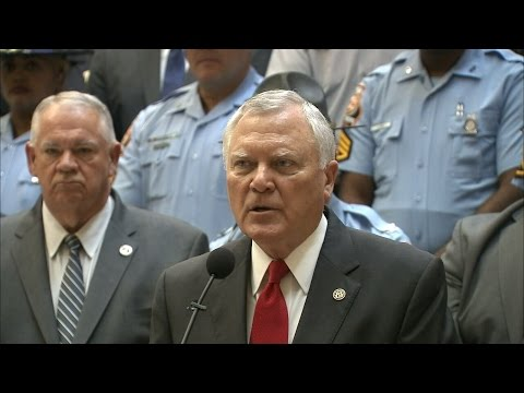 Governor proposes 20% pay raise for state law enforcement officers