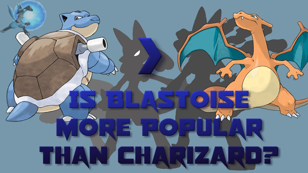 charizard has sex with blastoise
