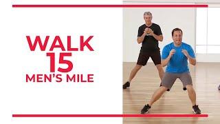 Walk 15 Mens Mile   Walk at Home