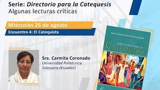 Directorio para la Catequesis. Capítulo 3: El Catequista