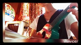 I enjoy playing the ukulele. #ukulele #carnival #cardigans #gazzlele #ウクレレ弾き語り #スイカレレ #フライングタイガー.