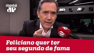 Feliciano quer ter seu segundo de fama ao pedir impeachment de Mourão | #MarcoAntonioVilla