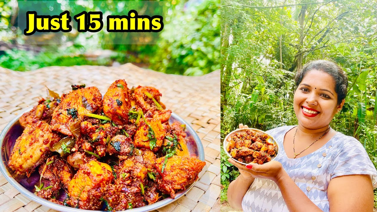 Simple ಆಗಿ ಚಿಕನ್ ಫ್ರೈ ಹೀಗೆ ಮಾಡಬಹುದು | Chicken Masala Fry | Mangalore Recipes